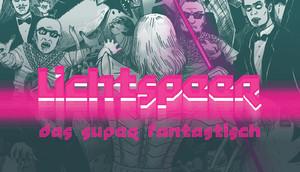 Cover for Lichtspeer.