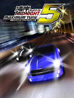 Cover for Wangan Midnight Maximum Tune 5.