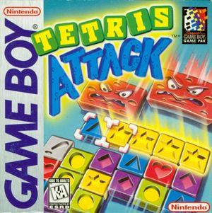 Cover for Tetris Attack.
