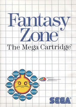 Cover for Fantasy Zone.