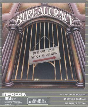 Cover for Bureaucracy.