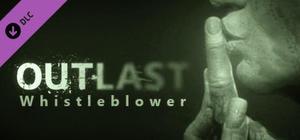 Cover for Outlast: Whistleblower.
