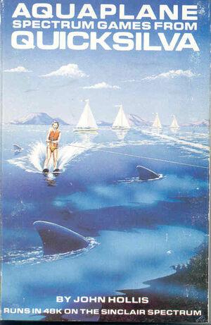 Cover for Aquaplane.
