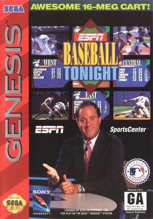 Cover for ESPN Baseball Tonight.