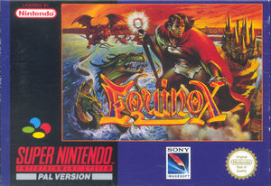 Cover for Equinox.