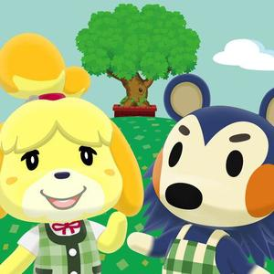 Cover for Animal Crossing: Pocket Camp.