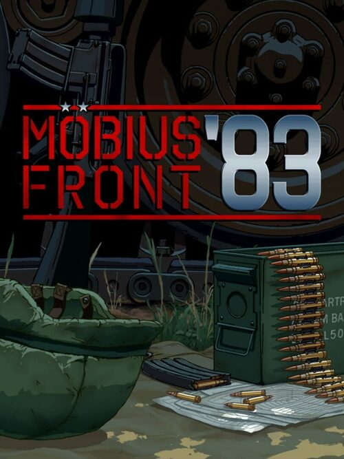Cover for Möbius Front '83.