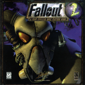 Cover for Fallout 2.