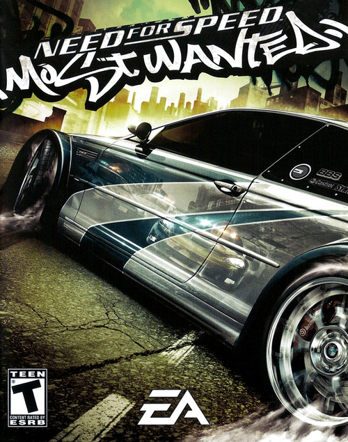 Cover for Need for Speed: Most Wanted.