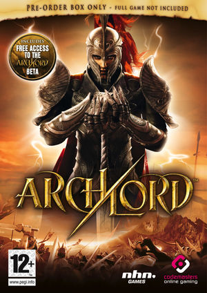 Cover for Archlord.