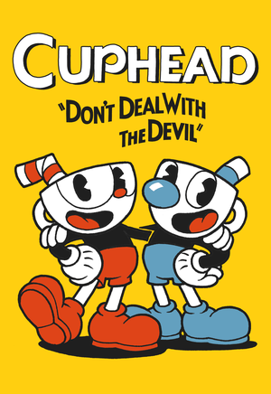 Cover for Cuphead.