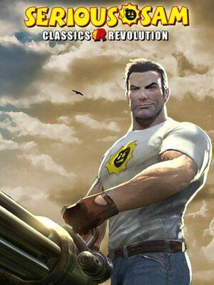 Cover for Serious Sam Classics: Revolution.