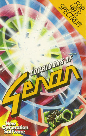 Cover for Corridors of Genon.