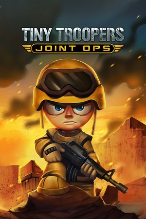 Cover for Tiny Troopers: Joint Ops.