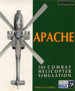 Cover for Apache.