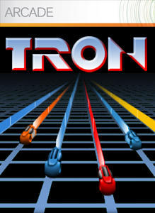 Cover for Tron.