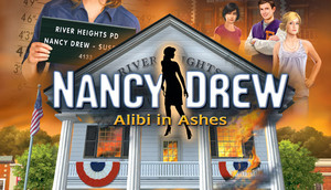 Cover for Alibi in Ashes.