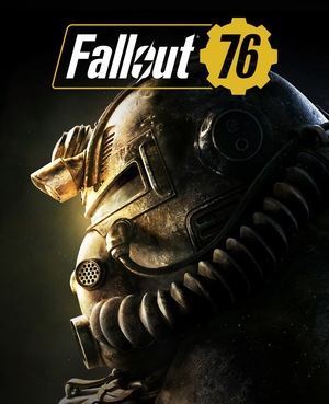 Cover for Fallout 76.