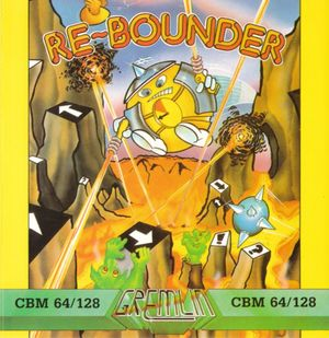 Cover for Re-Bounder.