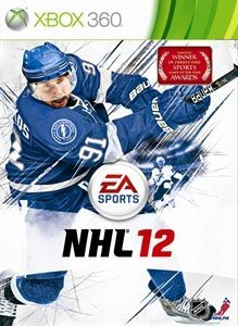 Cover for NHL 12.