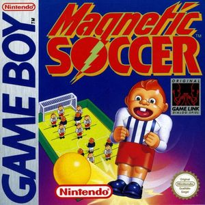Cover for Magnetic Soccer.
