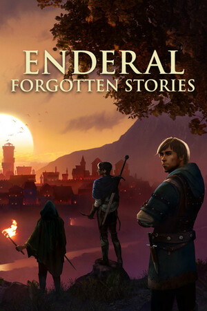 Cover for Enderal: The Shards of Order.