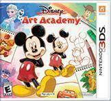 Cover for Disney Art Academy.