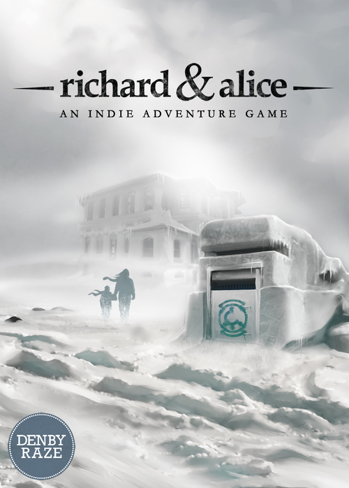 Cover for Richard & Alice.