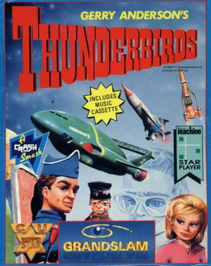 Cover for Thunderbirds.