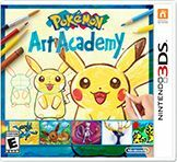 Cover for Pokémon Art Academy.