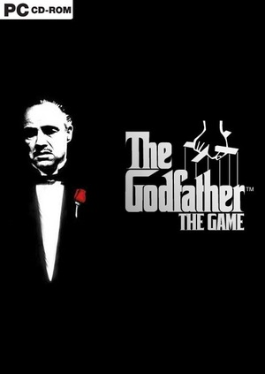 Cover for The Godfather: The Game.
