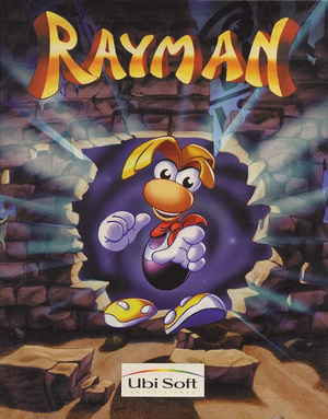 Cover for Rayman.