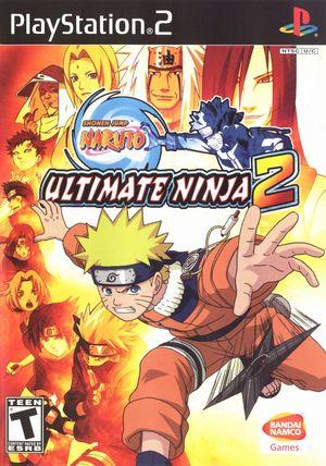 Cover for Naruto: Ultimate Ninja 2.