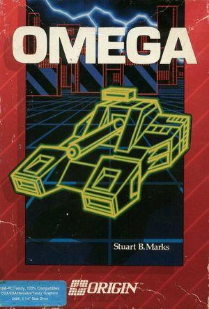Cover for Omega.