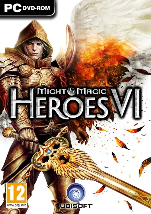 Cover for Might & Magic Heroes VI.