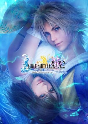Cover for Final Fantasy X | X-2 HD Remaster.