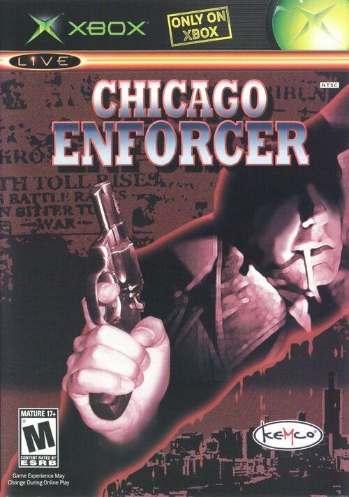 Cover for Mob Enforcer.