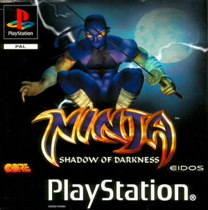 Cover for Ninja: Shadow of Darkness.