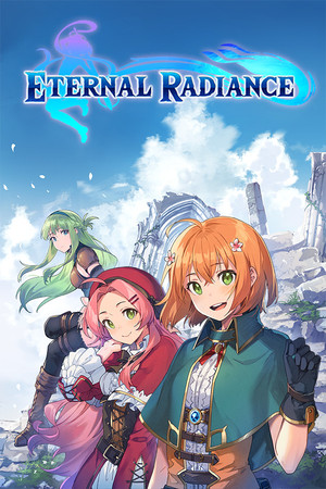 Cover for Eternal Radiance.
