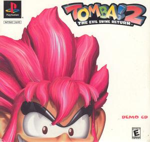 Cover for Tomba! 2: The Evil Swine Return.