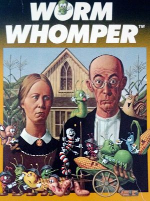 Cover for Worm Whomper.