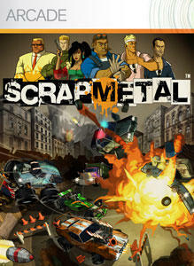 Cover for Scrap Metal.