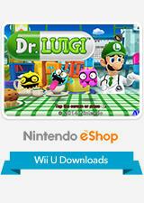 Cover for Dr. Luigi.
