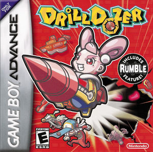 Cover for Drill Dozer.
