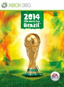 Cover for 2014 FIFA World Cup Brazil.