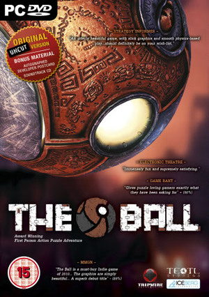 Cover for The Ball.