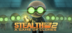 Cover for Stealth Inc. 2: A Game of Clones.