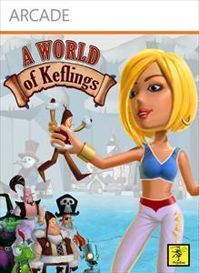 Cover for A World of Keflings.