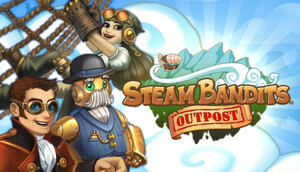 Cover for Steam Bandits: Outpost.