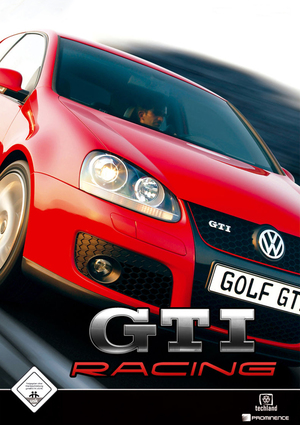 Cover for GTI Racing.